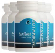 AcnEase® Botanical Acne Treatment (Mild Acne Men | 5 bottle pack)