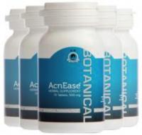 AcnEase® Botanical Acne Treatment (Mild Acne Men   5 bottle pack)